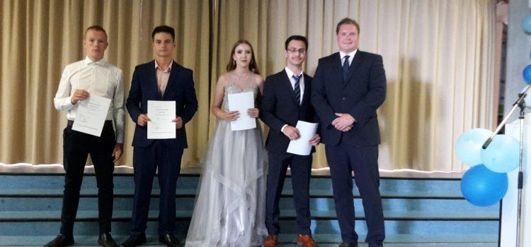 Entlassungsfeier Hauptschule (03.07.2018)